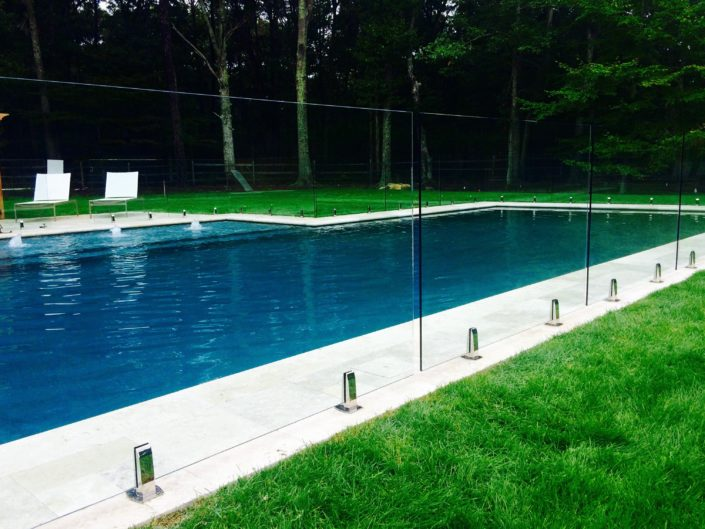 Glass Pool Fence New York