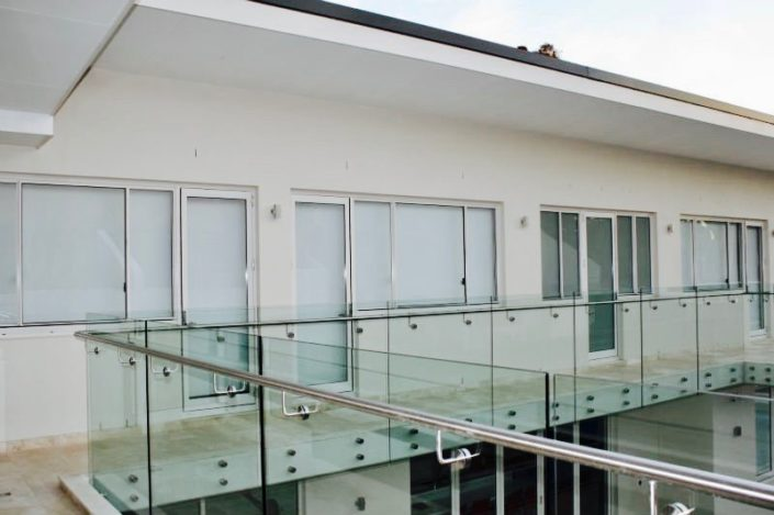 Hot sell stainless steel balustrades handrails