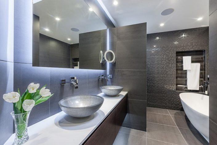 fine fine bathroom vanities ideas design bathroom lighted mirror and floating vanity for bathroom design ideas