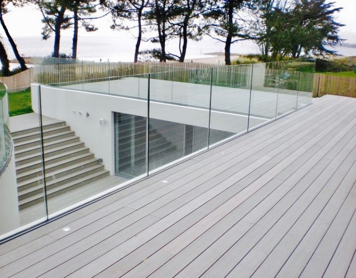frameless glass deck railing systems glass deck railing systems pricing glass factory