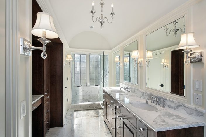 mirror bathroom