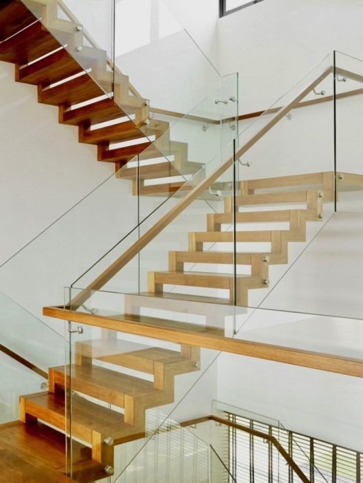 modern staircase glass trend with photos of modern staircase decor new in design