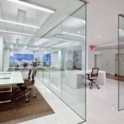 office glass walls new york