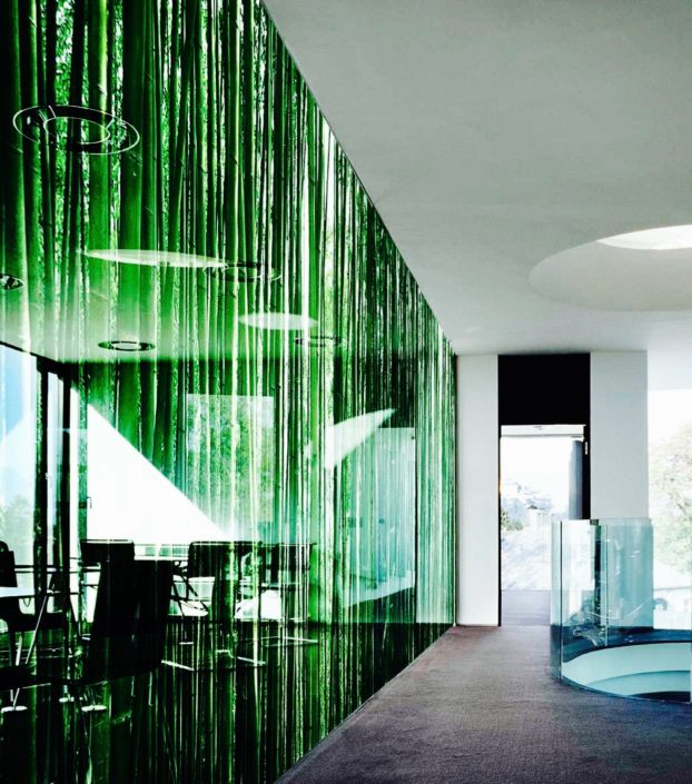 Print On Office Glass Partition