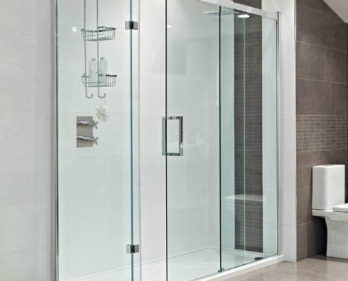 sliding shower door New York new jersey