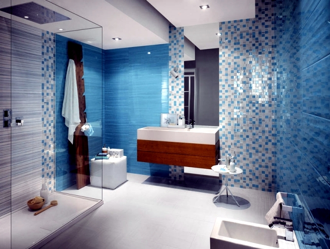 tiles frameless shower door new york